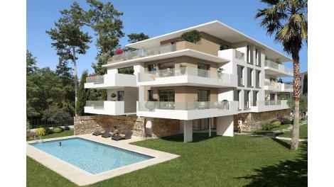 Appartements et maisons neuves Bel-Horizon à Le Cannet