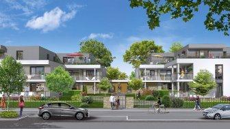 Appartements et maisons neuves Villa Diane éco-habitat à Strasbourg