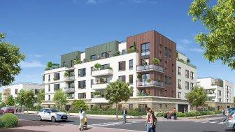 Appartements et maisons neuves Terrasses et Jardin à Montévrain