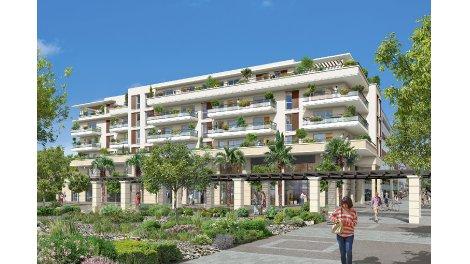 Appartements et maisons neuves Villa Renoir à Le Cannet