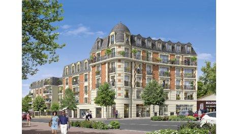 Appartements et maisons neuves Raincy Plazza investissement loi Pinel à Le Raincy
