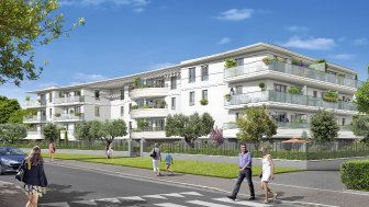 Appartements et maisons neuves L'Orée du Parc à Villeneuve-Loubet