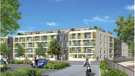 Appartements et maisons neuves Le Clos Joly à Chassieu