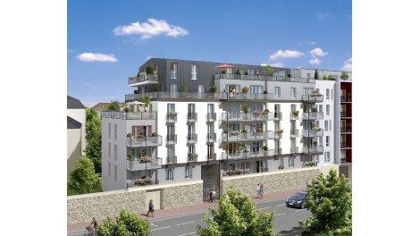Appartements et maisons neuves Villa Davout à Dijon
