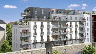 Appartements et maisons neuves Villa Davout investissement loi Pinel à Dijon
