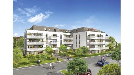 investir dans l'immobilier à Eckbolsheim