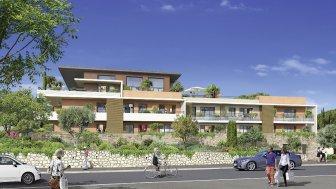 Appartements et maisons neuves Le Clos des Orangers à Villeneuve-Loubet