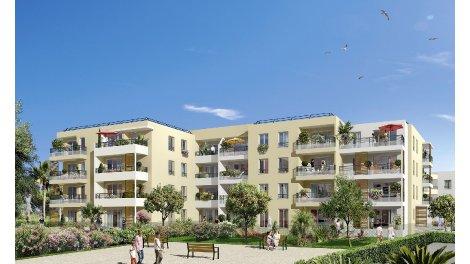 Appartement neuf Villa St-Hilaire à Hyères