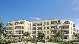 Appartements et maisons neuves Villa St-Hilaire investissement loi Pinel à Hyères