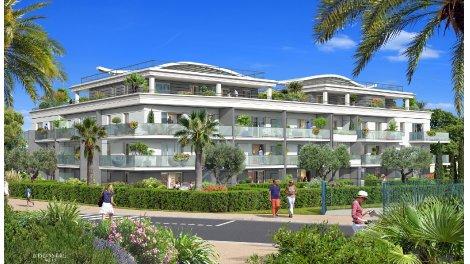Appartements et maisons neuves Marina Bay investissement loi Pinel à Villeneuve-Loubet