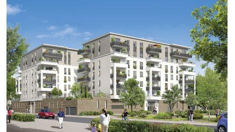 Appartements et maisons neuves Côté Parc à Lingolsheim
