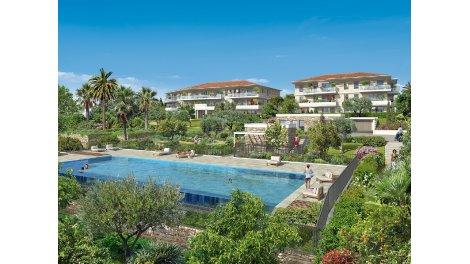 Appartements et maisons neuves Parc Bellevue investissement loi Pinel à Roquebrune-Cap-Martin