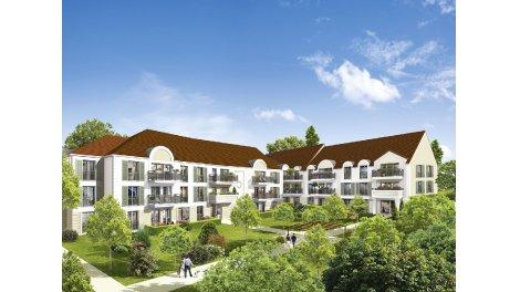 Appartements et maisons neuves Coeurvillage investissement loi Pinel à Cormeilles-en-Parisis