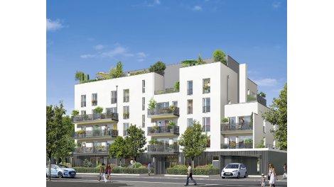 Appartements et maisons neuves Le Clos Henri à Villeurbanne