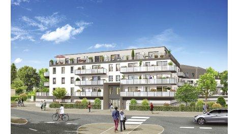 """Programme immobilier du mois """"Villa Camélia"""" - Dijon"""