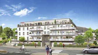 Appartements et maisons neuves Villa Camélia à Dijon