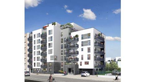 Appartements et maisons neuves Pierre Blanche investissement loi Pinel à Lyon 8ème