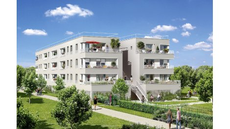 Appartements et maisons neuves Ambiance Parc à Bondoufle