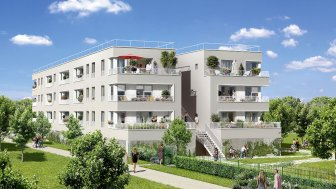 Appartements et maisons neuves Ambiance Parc investissement loi Pinel à Bondoufle