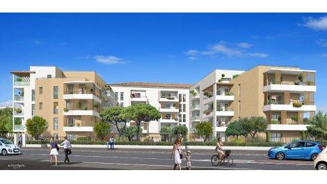 Appartements et maisons neuves Cap Sud à Draguignan