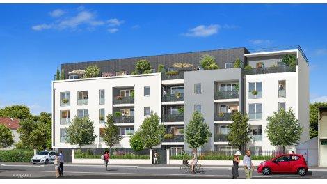 appartement neuf à Villepinte