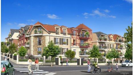 Appartements et maisons neuves La Closerie investissement loi Pinel à Villiers-sur-Marne