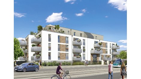 Appartements et maisons neuves Jardins Mariotte à Ostwald