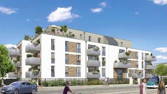 Appartements et maisons neuves Jardins Mariotte investissement loi Pinel à Ostwald