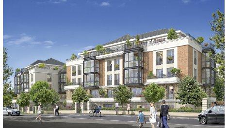 Majestik eaubonne investissement immobilier neuf loi pinel for Loi immobilier neuf