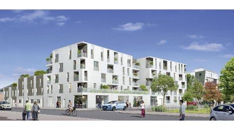 Appartements et maisons neuves Quartz investissement loi Pinel à Lille