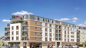 Appartements et maisons neuves Art Déco investissement loi Pinel à Tremblay-en-France