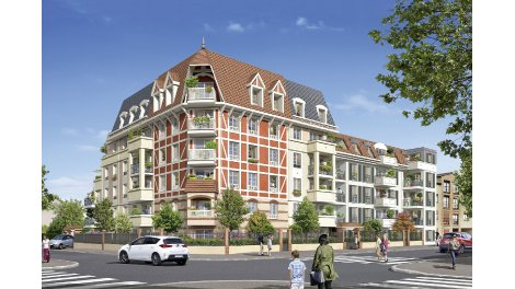 Appartements et maisons neuves Villa Koechlin investissement loi Pinel à Le Blanc Mesnil