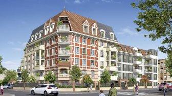 Appartements et maisons neuves Villa Koechlin à Le Blanc Mesnil