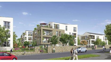 Appartements et maisons neuves L'Orée du Parc investissement loi Pinel à Saint-Michel-sur-Orge