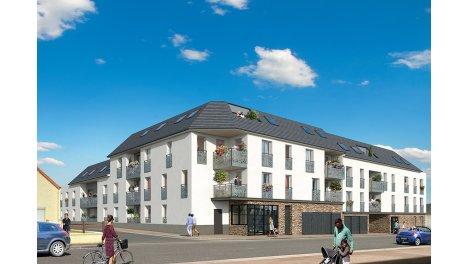 Appartements et maisons neuves Villa des Roses investissement loi Pinel à Saint-Sébastien-sur-Loire