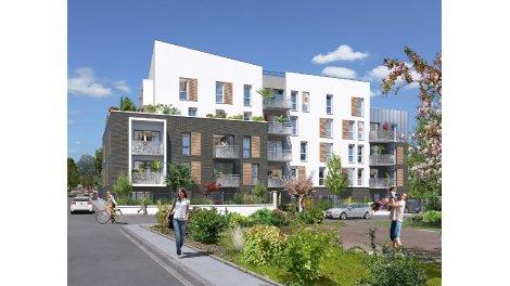 Appartements et maisons neuves Côté Square à Meaux