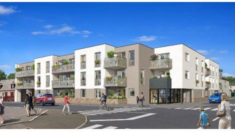 Appartements et maisons neuves Villa Harmonia à Sainte-Luce-sur-Loire
