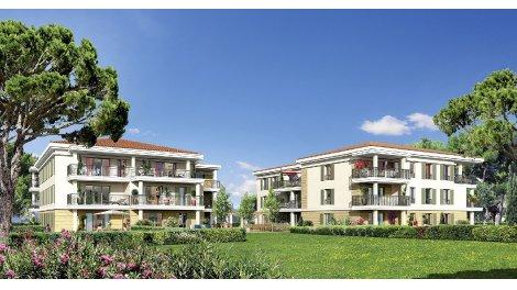 Appartements et maisons neuves Art et Jardins à Puyricard