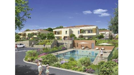 logement neuf à Aubagne