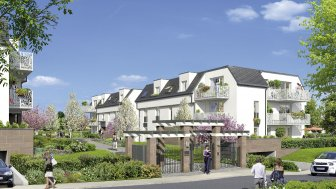 Appartements et maisons neuves Quatuor investissement loi Pinel à Mundolsheim