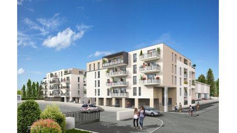 Appartements et maisons neuves Villa Nova investissement loi Pinel à Fontaine-Lès-Dijon
