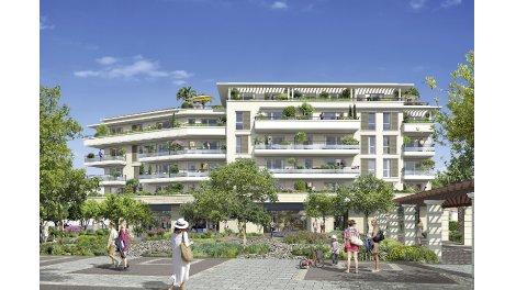 Appartements et maisons neuves Villa Matisse à Le Cannet