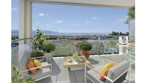 appartement neuf à Antibes