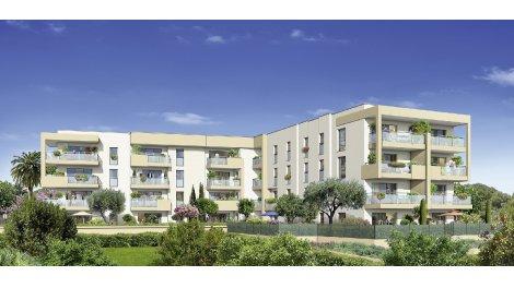 logement neuf à Antibes