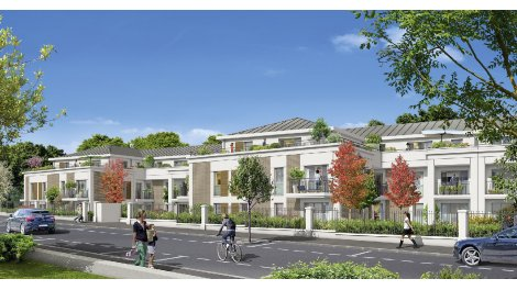 Appartements et maisons neuves Le Clos de la Grille Dorée à Eaubonne