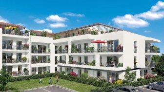 Appartements neufs Villa Ophélia investissement loi Pinel à Cessy