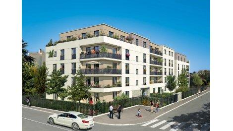 Appartement neuf Villa Adriana investissement loi Pinel à Ferney-Voltaire