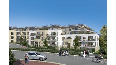 Appartement neuf Villa Lisa investissement loi Pinel à Villepreux