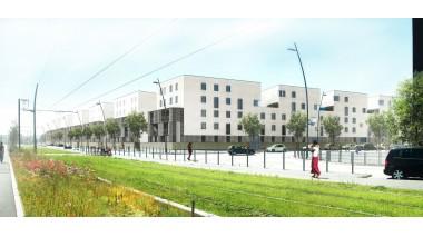 Appartements neufs Espéranto Blagnac éco-habitat à Blagnac
