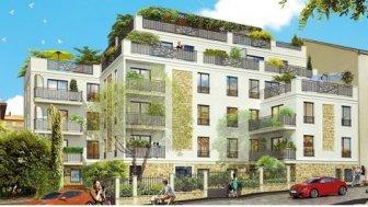 Appartements neufs Les Balcons de Cédrie investissement loi Pinel à Bagneux